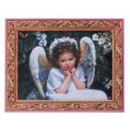 Картина ангел в яблуневому саду 15*20 см