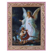Картина ангел і діти 15*20 см
