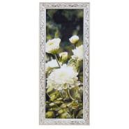 Картина Білі хризантеми 15*42см