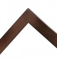 Багетна рама 50*60  №7А темно-коричневий