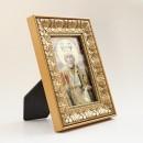 Ікона в рамці Багет №2 10*15см. Святий Миколай